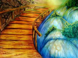 The fabulous bridge by katris-felis