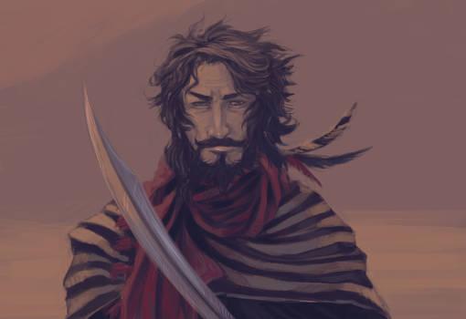 Outcaste  king