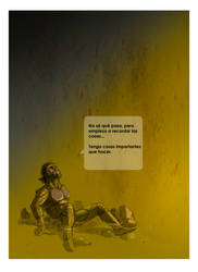 pagina 9, novela grafica