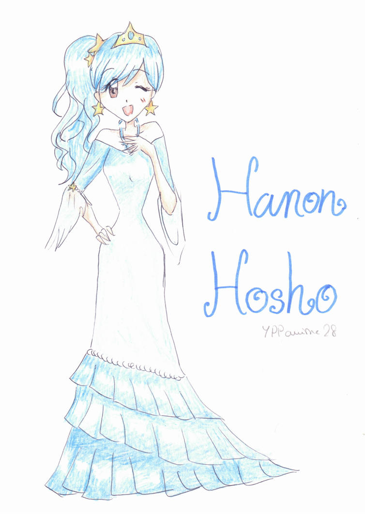 Hanon Hosho (Mermaid Melody PPP) by YPPanime28