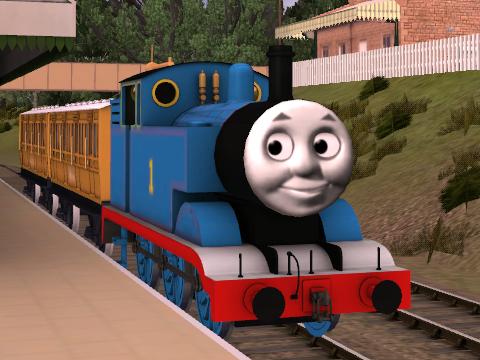Cropped Version of Thomas by BramGroatonDA