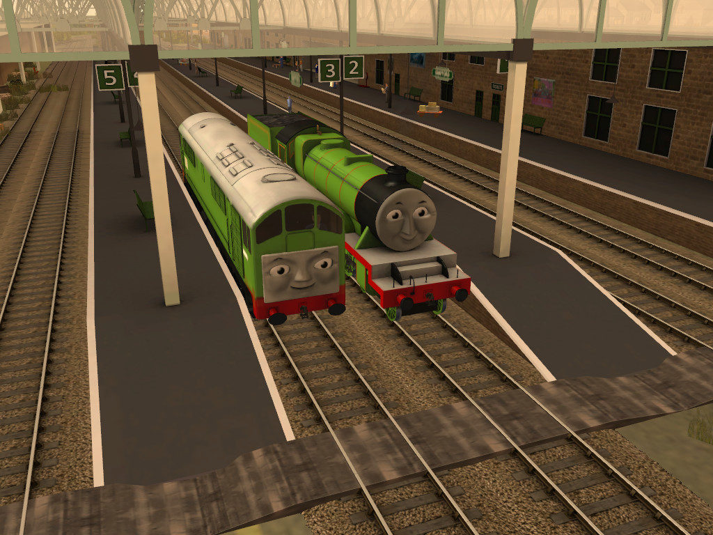 Image boco in trainz thomas and friends png scratchpad fandom - The Latter Of Gordon Goes Foreign Youtube