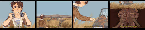 comic #1 by oceaii