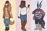 Fashionable Fall Furries