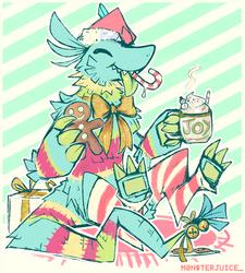 Holiday Treats! by Rosemary-the-Skunk