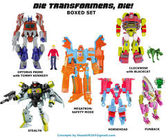 Botcon: Die Transformers Die 1 by Blueshift2k5