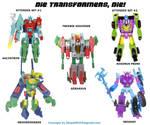 Botcon: Die Transformers Die 2