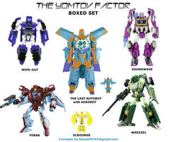 Botcon: The Yomtov Factor 1 by Blueshift2k5
