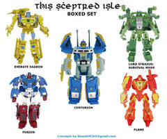 Botcon: This Sceptred Isle 1 by Blueshift2k5