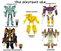Botcon: This Sceptred Isle 2 by Blueshift2k5