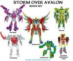 Botcon: Storm Over Avalon 1