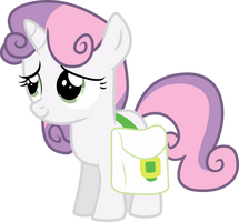 Sweetie Belle by LimeDazzle