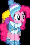 Pinkie Pie Winter Look
