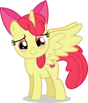 [Request] Apple Alicorn