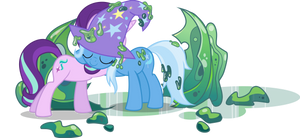 Hugs for Trixie