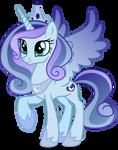 [AU] Princess Luna