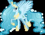 [AU] Princess Chrysalis - redesign
