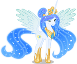 [AU] Princess Chrysalis - 2nd redesign