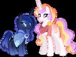 Retired Princesses