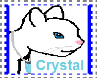 Crystal Stamp by melfurny