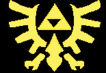 The Triforce Symbol by melfurny