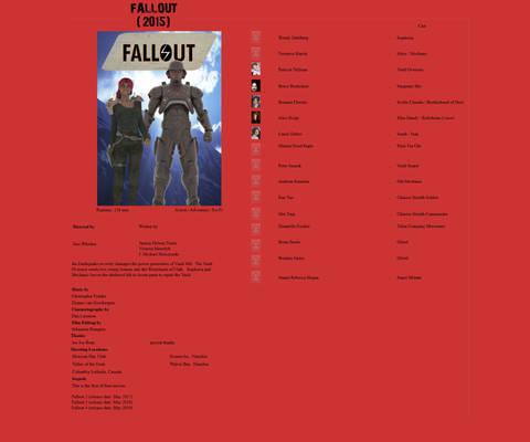 Fallout Movie