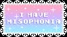 [s] misophonia by aliencore