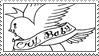 LiL PEEP stamp by criminaIs