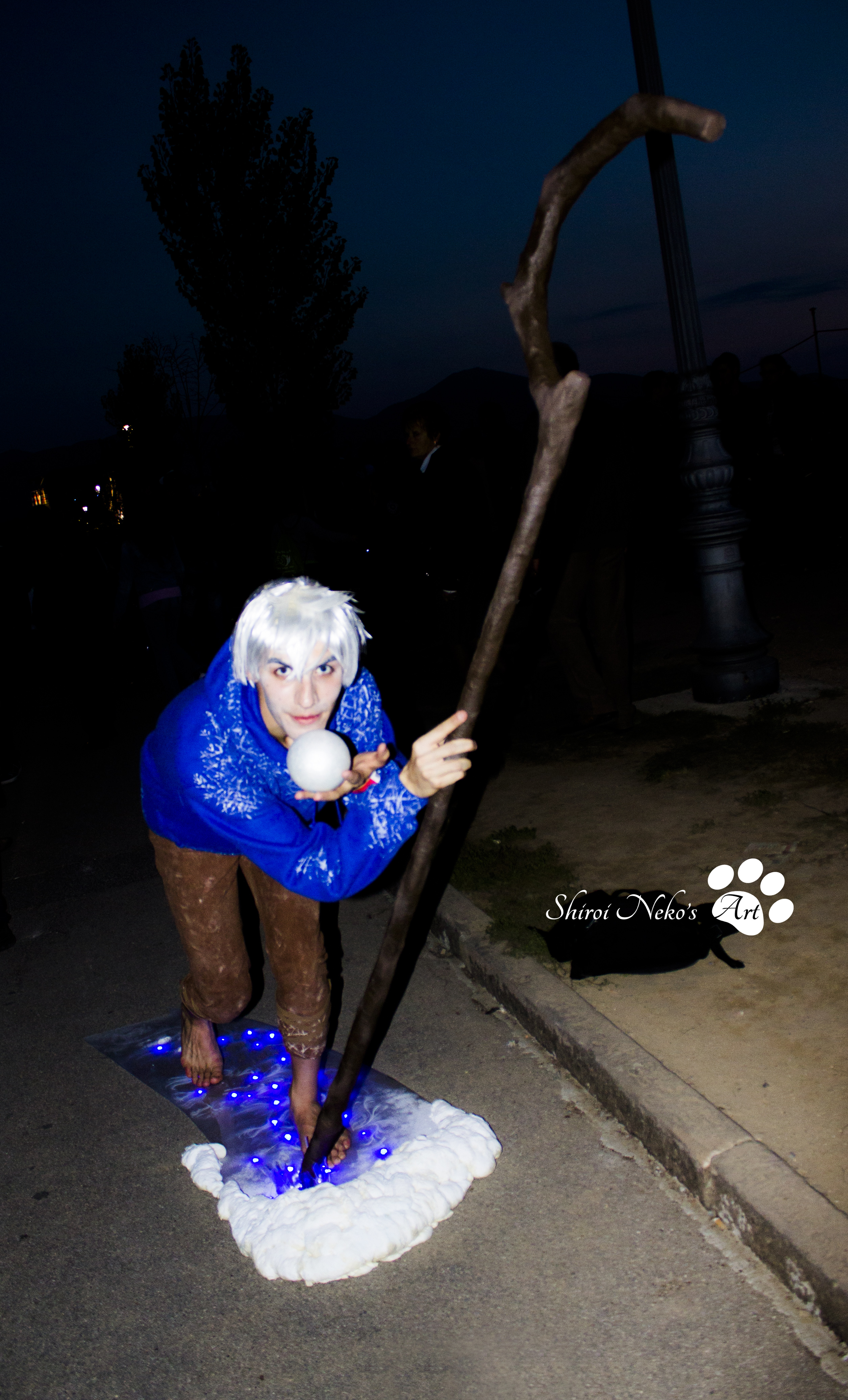 Rise of the Guardians Cosplay - Jack Frost by ... Rise Of The Guardians Cosplay