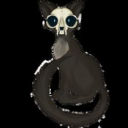 Ghost Frakkle by Frakkle-art
