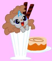 ___ in milkshake BASE by Moonlight-The-Pony