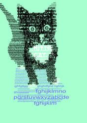Arial Cat by Zedela