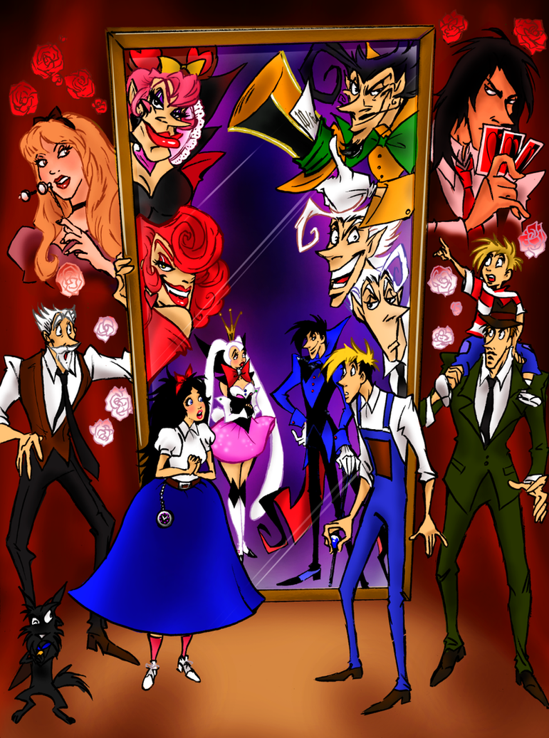 Wonder Theatre - Main Cover Art - 1 by Zedela