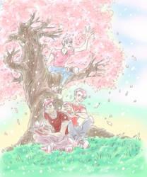 Sakura Trio