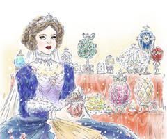 Faberge Princess