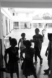 Orphanage girls