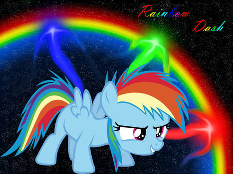 Filly Rainbow Dash2