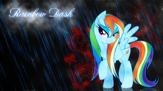 Rainbow Dash Wallpaper2