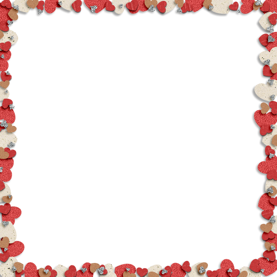 freebie: styles and heart border overlay | HG Designs