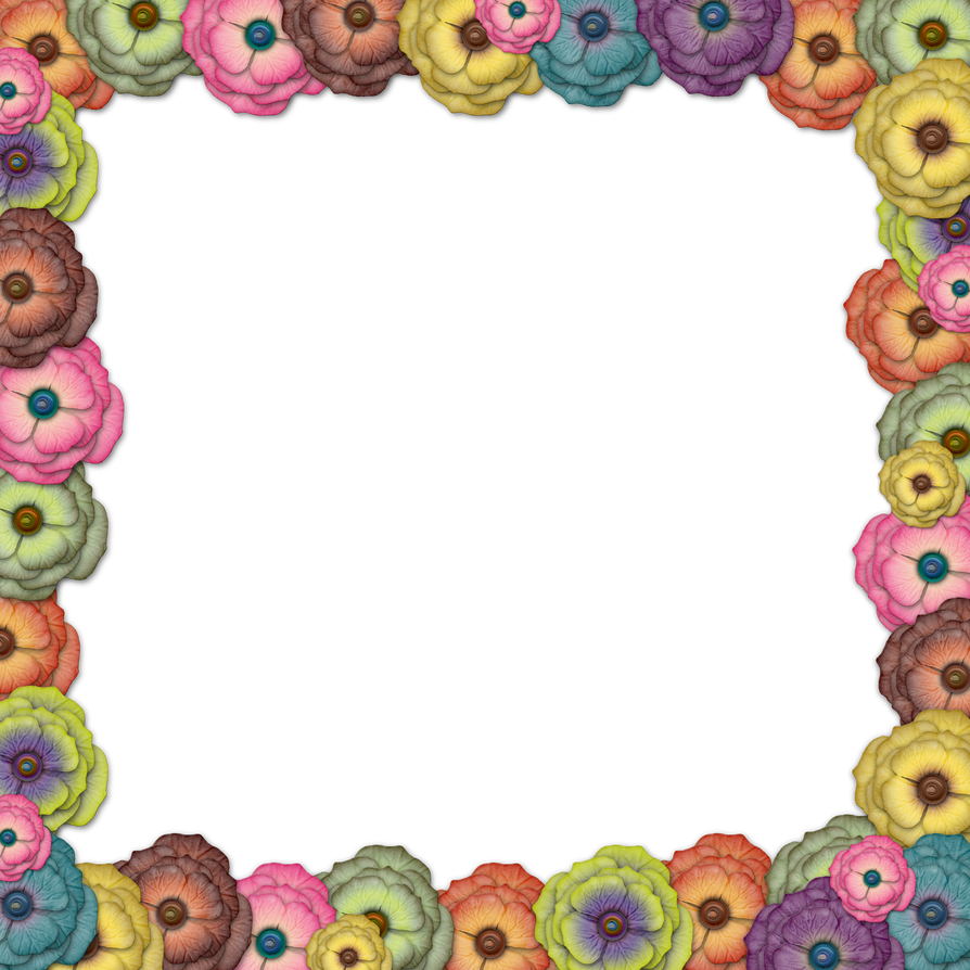 Border flowers by hggraphicdesigns on deviantart border flowers by hggraphicdesigns izmirmasajfo
