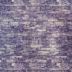 Background: Purple Stone Wall