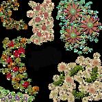 Flower Scatters