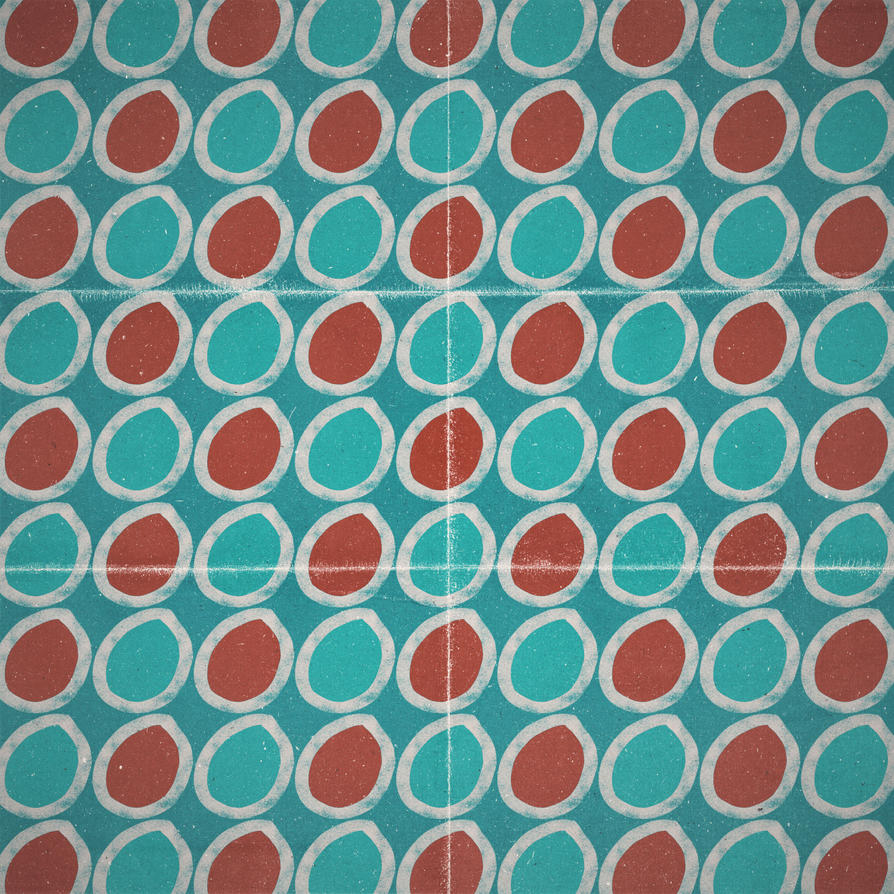 Background: Retro Circles by HGGraphicDesigns