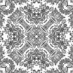 Vintage Seamless Tiling Pattern