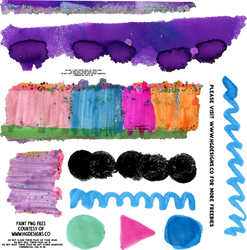 Free download: paint png's on transparent backgrou