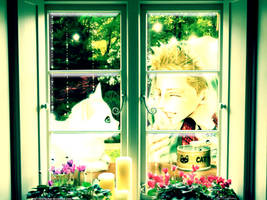 Nana: Through the Window by morfachas