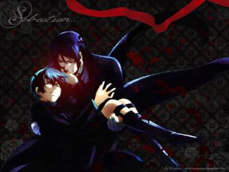 Kuroshitsuji: Sebastian... by morfachas