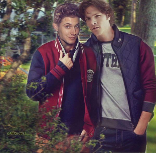 Young J2(for *Sometime*) by MiRta5