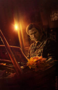 Sam and piano