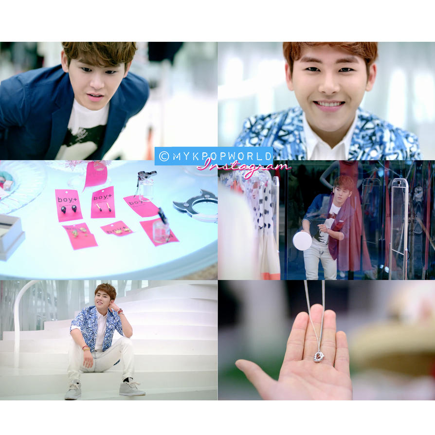 Infinite Man in Love - teaser D-3, Hoya by Arlettuh on ...